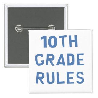 10th Grade Rules Button