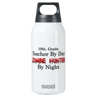 10th. Grade Teacher/Zombie Hunter Thermos Bottle