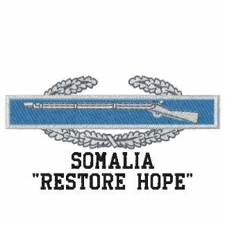 10th Mountain CIB Embroidered Shirts