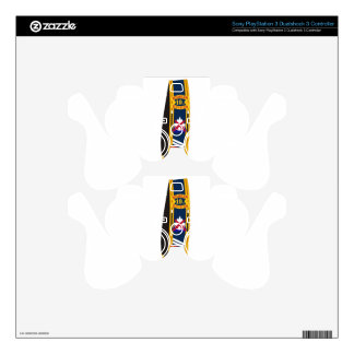 10th Mountain Division Band PS3 Controller Skin