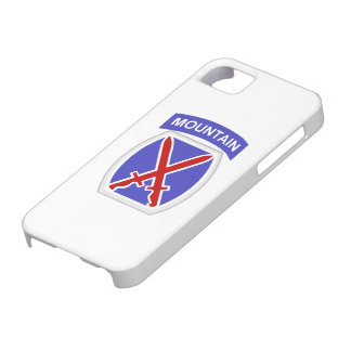 10th Mountain Division iPhone 5 Cases