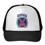 10th Mountain Division Hats