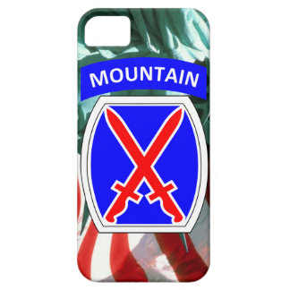 10TH MOUNTAIN DIVISION iPhone SE/5/5s CASE