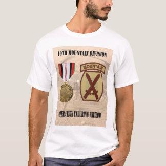 10th Mountain Division Shirt