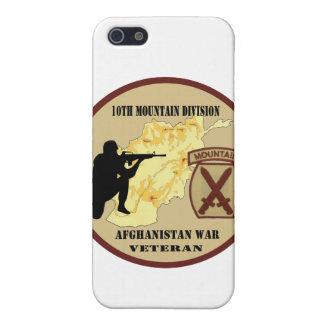10th Mountain Division Veteran IPhone 4 Case