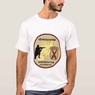 """""""10th Mountain Division Veteran"""" Military Shirt"""