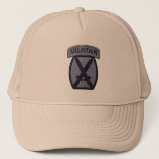 10th mountain division veterans patch Hat