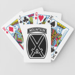 10th MTN Playing Cards