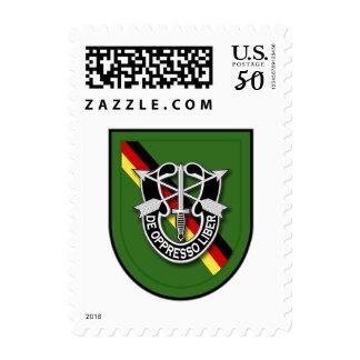 10th SFG-A 7 Germany Postage