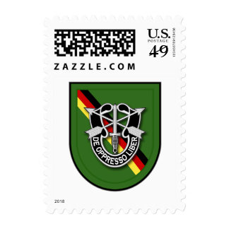10th SFG-A 7 Germany Postage Stamps