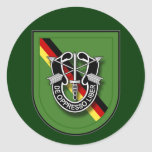 10th SFG(A) - Bad Tolz, Germany Stickers