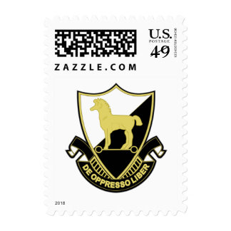 10th SFG-A DUI Postage Stamp