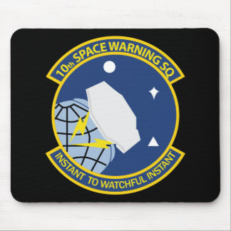 10th Space Warning Squadron Mouse Pad
