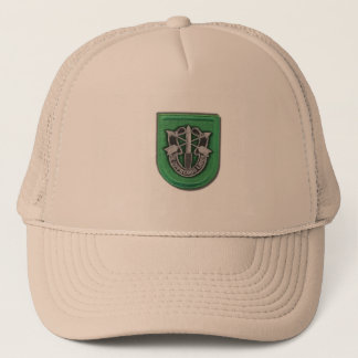 10th special forces group fort Carson iraq vets so Trucker Hat