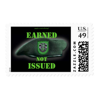 10th Special Forces group Green Berets vet Postage