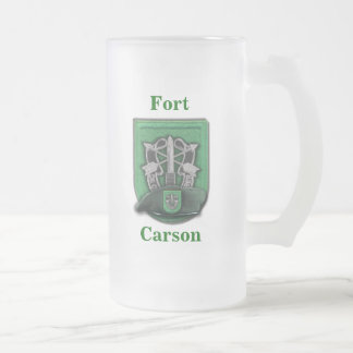 10th Special forces group iraq flash beer Mug