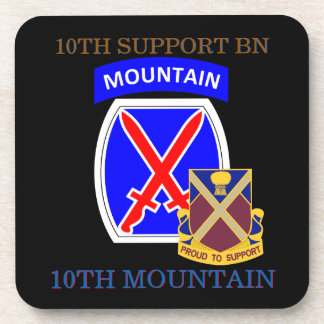 10TH SUPPORT BATTALION 10TH MOUNTAIN COASTERS