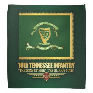 10th Tennessee Infantry Bandana