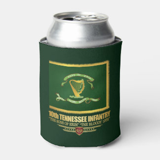 10th Tennessee Infantry Can Cooler
