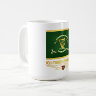 10th Tennessee Infantry Coffee Mug