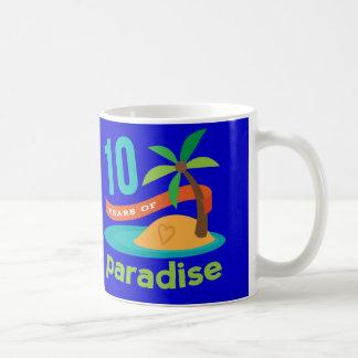 10th Wedding Anniversary Funny Gift Coffee Mug