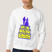 10th Wedding Anniversary Gifts Sweatshirt