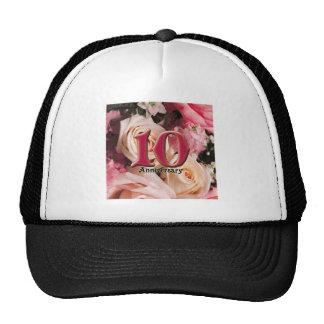 10thanniversary2 trucker hat