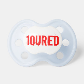 10ured Pacifier