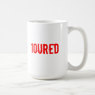 10URED - Tenure Coffee Mug