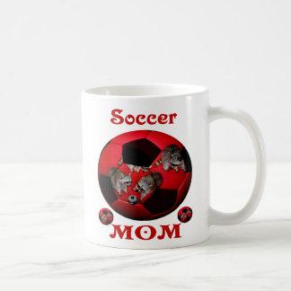 10x10_soccer mamá, mamá 10x10_soccer taza
