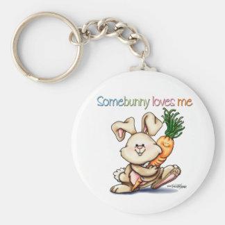 10x10-some-bunny keychain