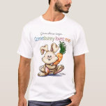 10x10-some-bunny T-Shirt