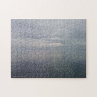 10X14 Glassy Gray Waters Puzzle