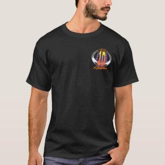 10yr Annv w/Blue Blazes 69 Camaro_2sides_dark T-Shirt