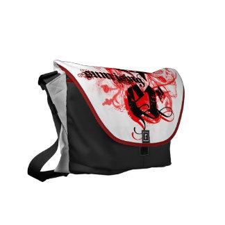 10ZERO1: DEEPER SUNRISING MESSENGER BAG