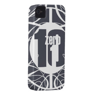 10ZERO1: THE TRIBAL ONE DESIGN FOR BLACKBERRY iPhone 4 COVER