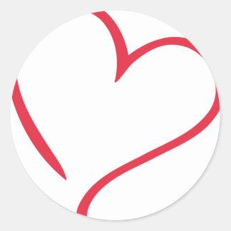 1104_heart_PA_00_1clr_50cm_300dpi.png Classic Round Sticker
