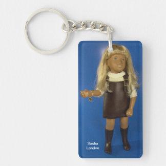 110-4 Sasha London (Trendon) Key Chains