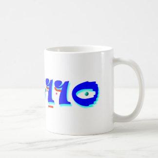110 calientes taza de café