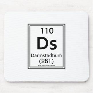 110 Darmstadtium Mouse Pad