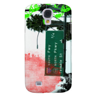 110 Freeway Sign Galaxy S4 Cover