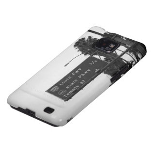 110 Freeway Sign Samsung Galaxy S Cases