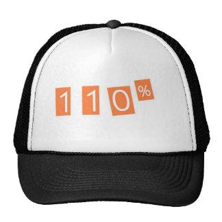 110% funny trucker hat