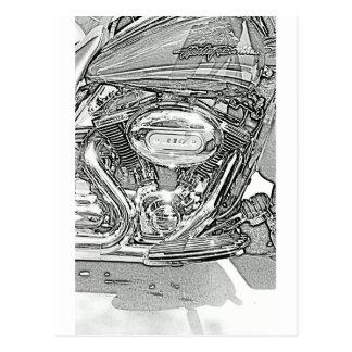 110 Screaming Eagle Harley Davidson Post Cards