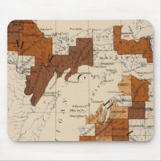 110 Typhoid fever Michigan Mouse Pad