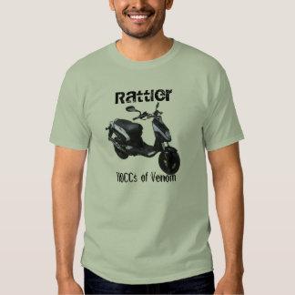110CCs of Venom, Rattler Tshirt