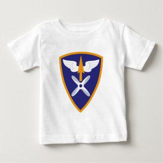 110o Brigada de aviación Playera De Bebé