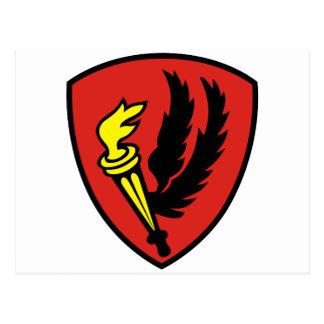110o Brigada de aviación Postales