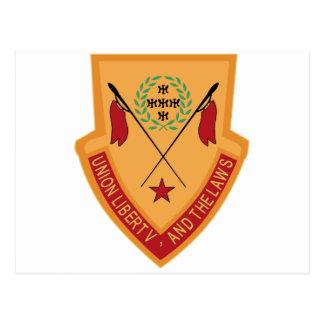 110o Militares del regimiento de caballería Postal