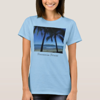 11111111111111, Panamanian Princess T-Shirt